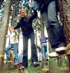 Waldläufer - Erlebnis- und Umweltpädagogische Aktionen - Schwäbisch Hall