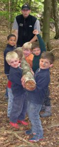 Waldläufer - Erlebnis- und Umweltpädagogische Aktionen - Schwäbisch Hall - Jungenarbeit